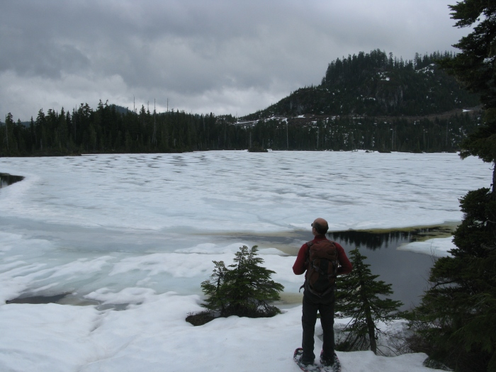 Tannis is one of 10 beautiful lakes in Tetrahedron Provincial Park.