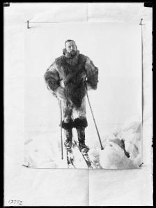 Roald Amundsen. Courtesy RBCM © AMNH Library