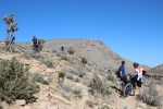 Easy riders at Red Rock Canyon.
