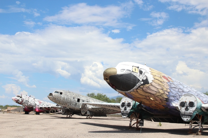 One of the 500 photos I took at the Pima Air and Space Museum.
