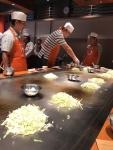 Hiroshimayaki cabbage